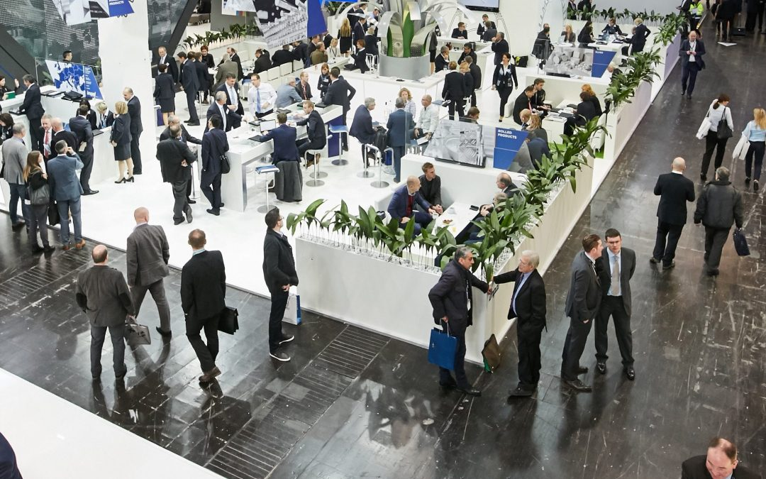 Visit us at Aluminium 2018, Dusseldorf, Germany, from 9 to 11 October