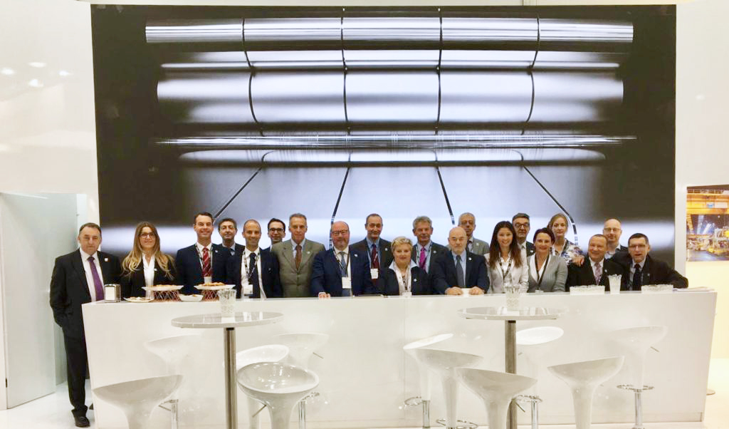 Slim Team at Aluminium 2018